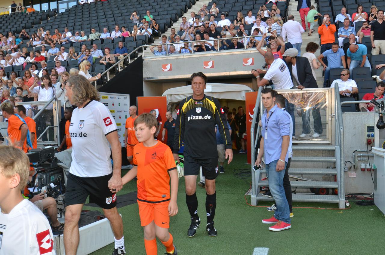 Fussball Deutschland Holland 2021